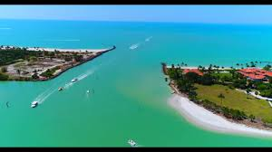 the port royal club in naples fl aerial video youtube
