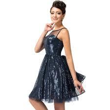 online shop fashionable grace karin sleeveless sequins ball