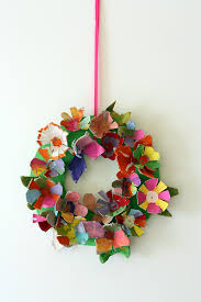 Easter Decorations Made From Paper by 6 Spring Crafts Inspired By Nature Egg Cartons Wreaths And Egg