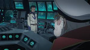 Chief Reaction Full Motion Wall Mount Yamato 2199 Episode 20 Commentary Part 1 Cosmodna