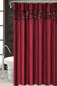 Brown And Gold Shower Curtains Luxury Fabric Shower Curtain Foter