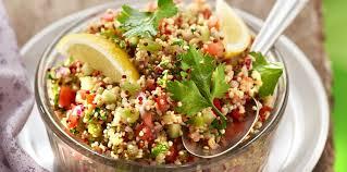 recette de cuisine facile sans four taboulé quinoa sans cuisson facile et pas cher recette sur