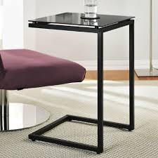 c shaped sofa varick gallery bonetti c shaped end table u0026 reviews wayfair