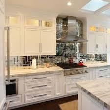 san francisco kitchen floating shelves craftsman with white
