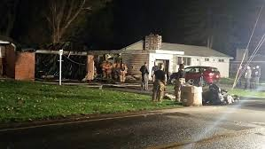 two homes clay that damaged two homes ruled as wstm