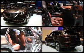 all mazda see the 2016 mazda cx 9 at the chicago auto show