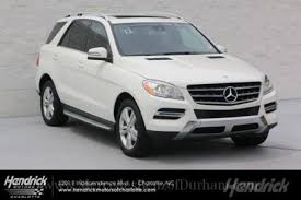 used mercedes suv for sale used mercedes m class for sale in nc edmunds