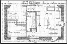 Small House Plans 700 Sq Ft Straw Bale House Plan 660 Sq Ft