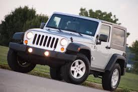 jeep rubicon silver 2007 jeep wrangler 4 4 aux bluetooth