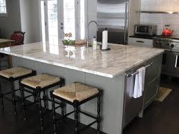 modern kitchen kitchen amazing square gloss marble kitchen island