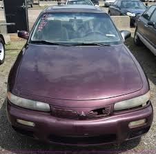 mitsubishi purple 1997 mitsubishi galant item cb9298 sold july 18 city of