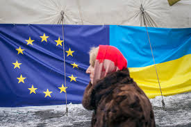Flag Of The European Union In The Eu Media Portrayals Of Ukraine Reveal Europe U0027s Own Self