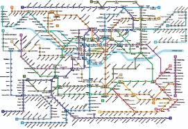 Seoul Metro Map by Leo Guesthouse Hongdae In Seoul Public Transportation Of Korea