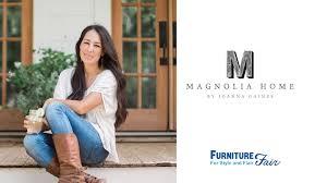 Magnolia Home Furniture Magnolia Home Now At Furniture Fair Youtube