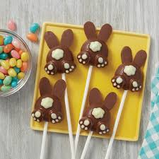 easter bunny candy easter bunny pops wilton