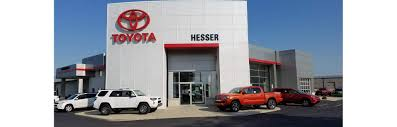 toyota car dealership toyota dealership janesville wi used cars hesser toyota