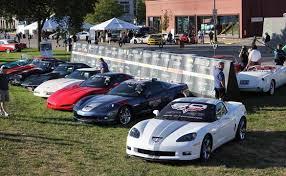 corvette timeline gm chairman ceo dan akerson to sell his 1958 corvette to benefit