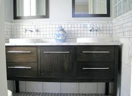 66 bathroom vanity double vessel sink vanity marble top 66 wide