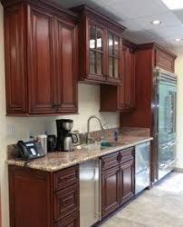 Kitchen Cabinets In Orange County Ca Walnut Cherry Kitchen Cabinets Remodeling Los Angeles Orange