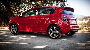 nissan versa vs chevy sonic 2013 chevrolet sonic rs drive review think of it as a warm hatch