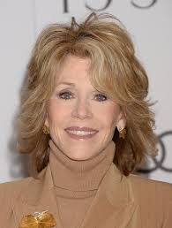 medium layered hairstyle for women over 60 nice jane fonda layered shoulder length haircut for women over 60