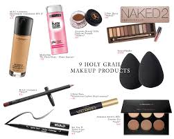 my 9 holy grail makeup products u2013 house of sage