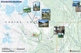 Whistler Trail Map Brandywine Meadows Map