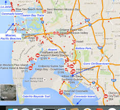 Map Running Routes by Great Runs In San Diego U2013 Great Runs U2013 Medium