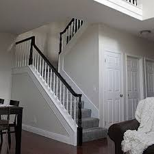 Stairwell Banister Stair Banister Renovation Photos Popsugar Home