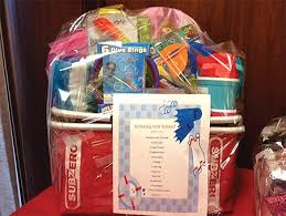 chagne gift baskets bank relay for team to raffle gift baskets brownwood news