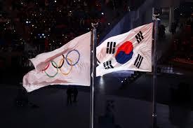 Olimpics Flag Winter Olympics 2018 Details Popsugar Fitness