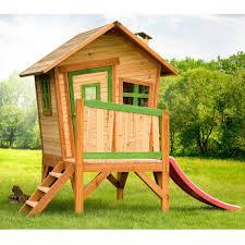 Wooden Backyard Playhouse Download Balcony Ideas For Kids Gurdjieffouspensky Com