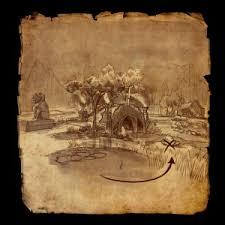 the rift ce treasure map eso reaper s march treasure map locations guide