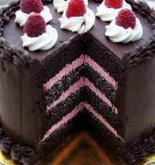 best raspberry cake recipe food next recipes