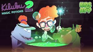 kilubu magic potions 2 kiupe best app for kids youtube