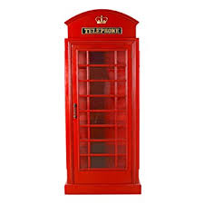 telephone booth design toscano telephone booth display cabinet