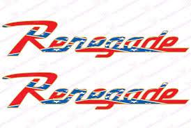 Rebel Flag Ford Jeep Wrangler Renegade Rebel Flag Hood Decals For Wrangler The
