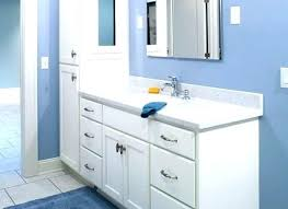 Bathroom Vanity With Side Cabinet Bathroom Vanity With Cabinet Boy Bathroom Vanity With