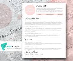 elegant resume template microsoft word 2007 free templates simple