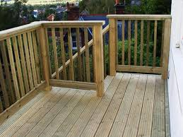 Standard Handrail Height Uk Raised Balcony Deck Planning Permission Building Regulations