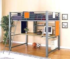 Crib Loft Bed Loft Beds Ikea Loft Bed Idea With Computer Desk And Stairs Crib