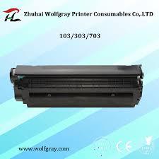 Toner Canon Lbp 2900 compatible easy refill crg103 crg303 crg703 for canon lbp 2900 lbp