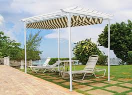 retractable canopies u0026 pergolas from betterliving