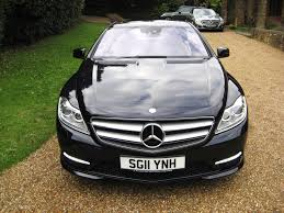 used 2011 mercedes benz cl cl500 blueefficiency for sale in east