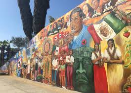 Chicano Park Murals Restoration by Chicano Park Murals Images Reverse Search