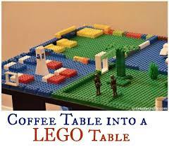 Children S Lego Table Best 25 Lego Building Plate Ideas On Pinterest Storage Coffee