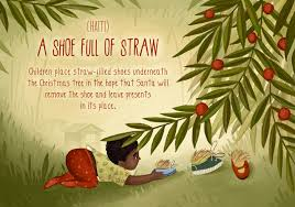 artist illustrates and traditions from