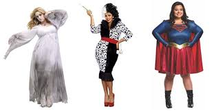 plus size halloween costumes for the ladies barefoot budgeting