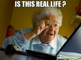 Meme Real Life - is this real life meme grandma finds the internet 15141