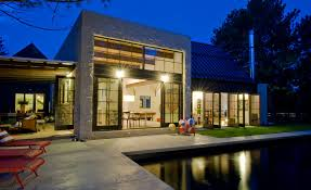 Modern Traditional House A Hybrid Of Modern And Traditional Architecture Design Milk
